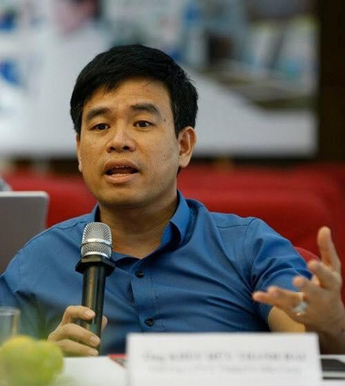Ông Khúc Hữu Thanh Hải