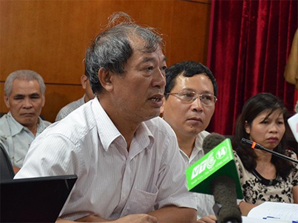 Tiến sỹ Bùi Minh Tăng – nguyên Giám đốc Trung tâm Dự báo Khí tượng Thủy văn Trung ương - cho biết, đối phó với lũ quét, sạt lở đất nếu dựa vào kinh nghiệm của người dân địa phương sẽ rất hiệu quả.