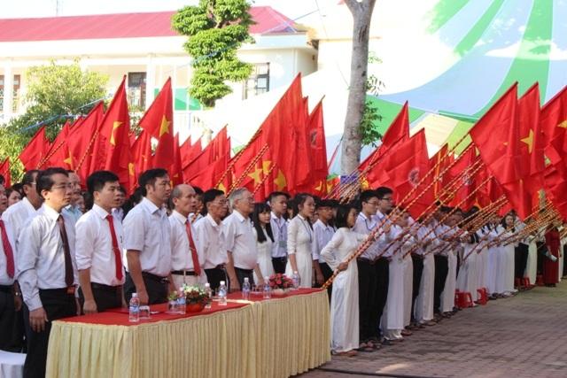 70 năm qua trường THPT Phan Đình Phùng luôn nằm trong top đầu bậc THPT của ngành giáo dục Hà Tĩnh