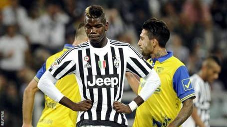 Juventus gây thất vọng lớn ở mùa giải này