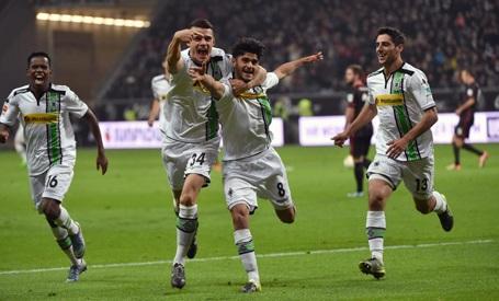 M.Gladbach tràn đầy tự tin tới Turin