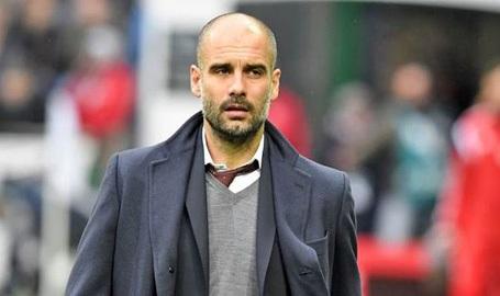 Pep Guardiola trở thành HLV nhận lương cao nhất thế giới
