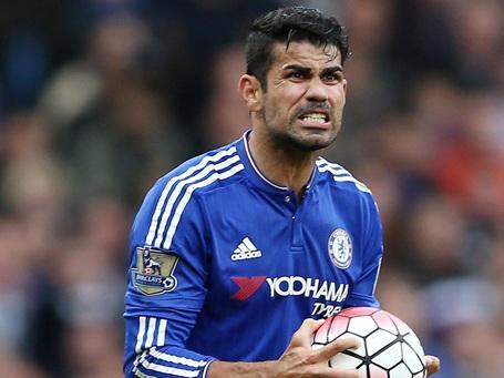 Diego Costa sẽ đeo mặt nạ trong trận đấu với Newcastle