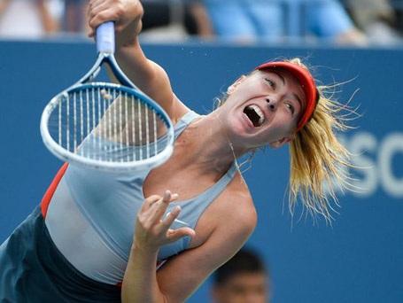 Sharapova không có bạn trong giới quần vợt