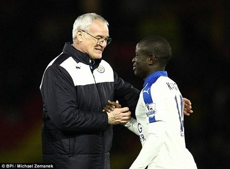 Sir Alex Ferguson tin rằng Leicester City sẽ vô địch Premier League