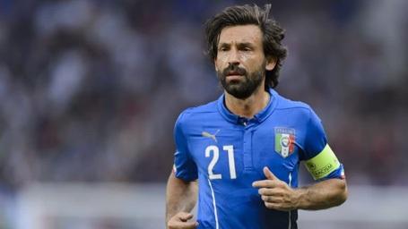 Pirlo không được gọi tập trung tuyển Italia