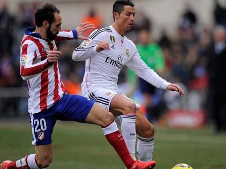 C.Ronaldo - Juanfran