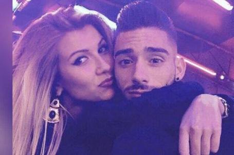 Mỹ nhân nhận được nụ hôn nóng bỏng của ngôi sao Atletico là ai? - 7