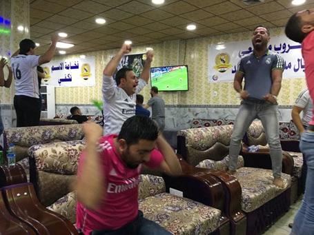 Những CĐV Iraq trở thành nạn nhân vụ khủng bố
