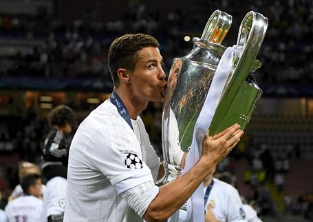 C.Ronaldo giành danh hiệu Vua phá lưới lần thứ 4 trong sự nghiệp