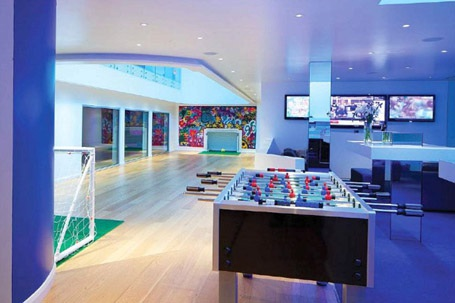Ngắm căn biệt thự siêu sang Mourinho sắp sở hữu ở Manchester - 3
