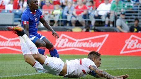 Peru giành chiến thắng trước Haiti