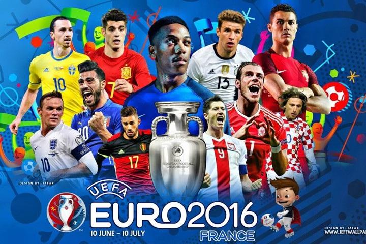 Giải Euro 2016 hoành tráng nhất trong lịch sử