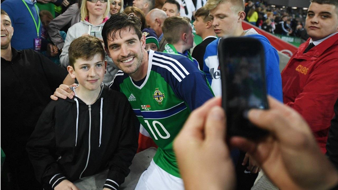 Kyle Lafferty | Northern Ireland
