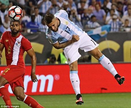 Argentina vùi dập Panama với tỷ số 5-0