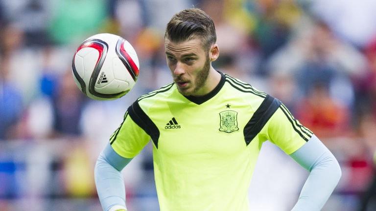 De Gea đang chịu sức ép lớn trước Euro 2016