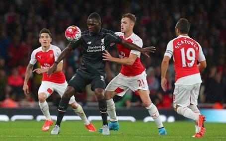 Arsenal và Liverpool sẽ đại chiến ngay ở vòng 1 Premier League 2016/17