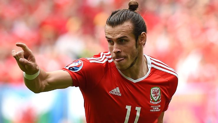 Gareth Bale lại châm chọc người Anh