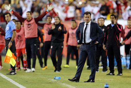 HLV Dunga bị sa thải sau thất bại ở Copa America 2016
