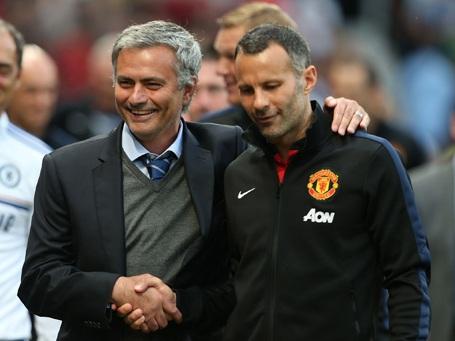 HLV Mourinho không muốn Ryan Giggs làm trợ lý ở MU