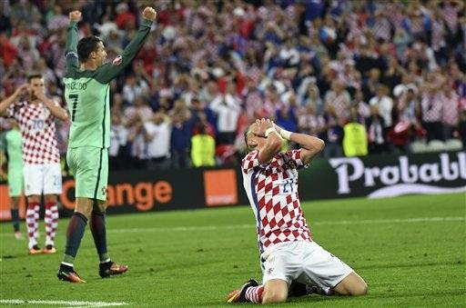 Bồ Đào Nha thành công với lối chơi thực dụng trước Croatia