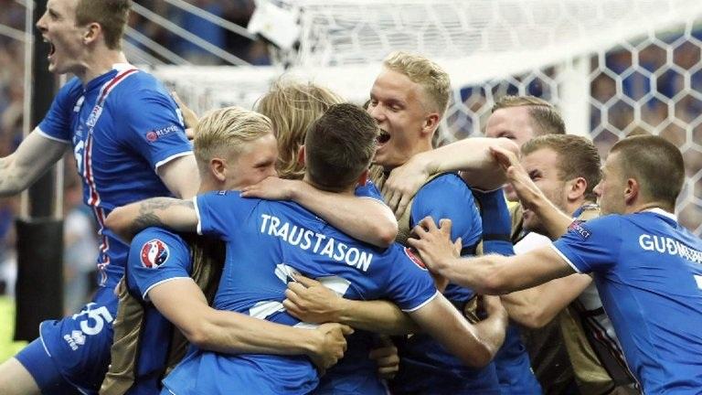 Tổng giá trị chuyển nhượng của Iceland chỉ là 20 triệu euro