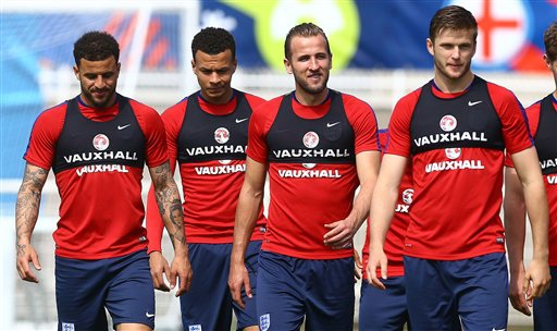 Lứa của Kane, Alli có giúp đội tuyển Anh vươn tầm trong tương lai?