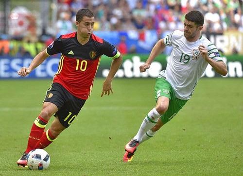 Hazard bị chính đồng đội nghi ngờ tài năng