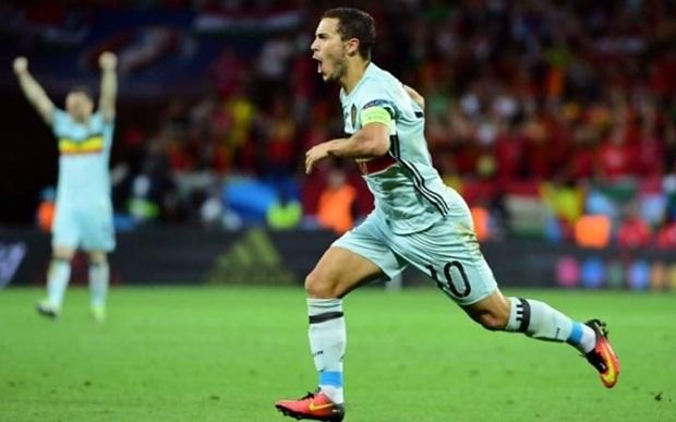 Màn rực sáng trong trận đấu với Hungary hứa hẹn sẽ tạo nên sức bật cho Eden Hazard