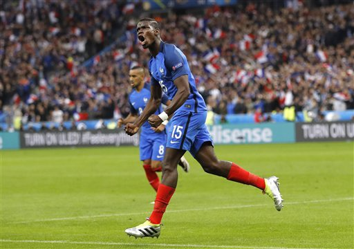 Đội tuyển Pháp hủy diệt Iceland