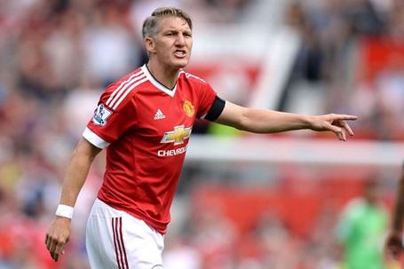 Schweinsteiger là một trong số bốn cái tên sẽ phải rời khỏi Old Trafford