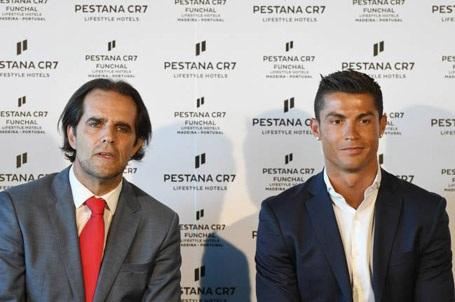 C.Ronaldo được đặt tên cho sân bay ở thành phố Funchal