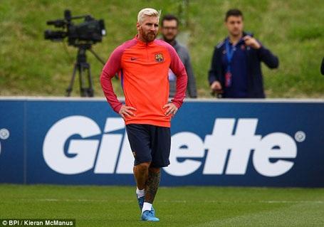 Messi quyết tâm trở lại mạnh mẽ sau giai đoạn vô cùng khó khăn