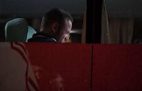 Wayne Rooney lại khá trầm ngâm