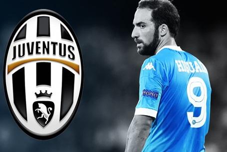"""Juventus đã đánh bật Arsenal trong vụ này nhờ sự mạnh tay của mình. Họ đã chấp nhận chi thẳng 90 triệu euro để giải phóng hợp đồng của Higuain ở Napoli. Bản hợp đồng này cho thấy tham vọng """"xưng hùng xưng bá"""" ở Champions League của Juventus."""
