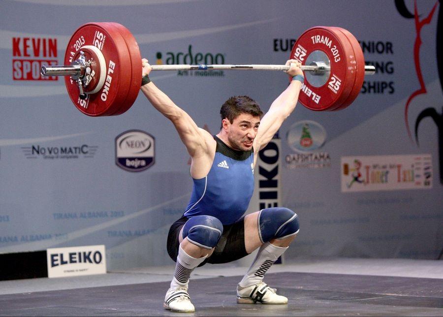 Mẫu thử của VĐV Antonis Martasidis dương tính với doping