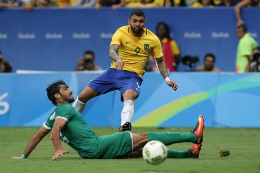 U23 Brazil thi đấu nhạt nhòa trước U23 Iraq