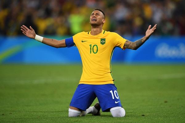 Dù không thành công ở vòng bảng nhưng Neymar đã thi đấu ấn tượng ở vòng knock-out. Cầu thủ này đã góp công lớn giúp Olympic Brazil lần đầu tiên giành huy chương vàng môn bóng đá nam trong lịch sử Olympic.