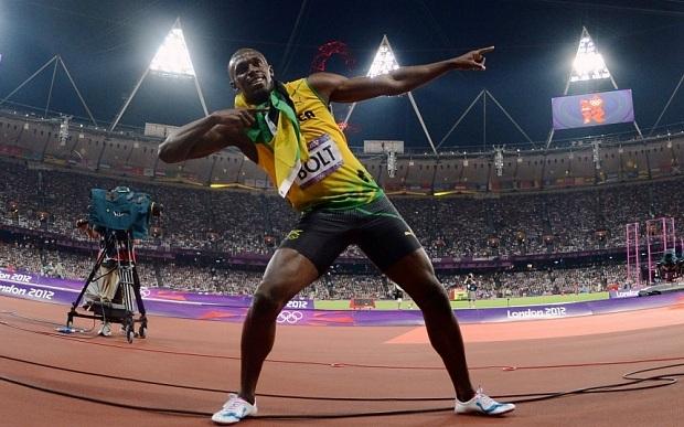 Cũng như Olympic 2008, 2012, Usain Bolt không có đối thủ ở các cự ly ngắn. Anh tiếp tục độc chiếm 3 huy chương vàng ở các nội dung chạy 100 mét, 200 mét và 4x100 mét tiếp sức. Giống Michael Phelps, Usain Bolt sẽ giải nghệ sau Olympic 2016.