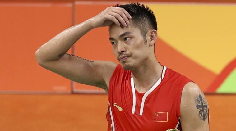 Lin Dan, gương mặt kỳ vọng của cầu lông Trung Quốc không giành được huy chương ở Olympic 2016