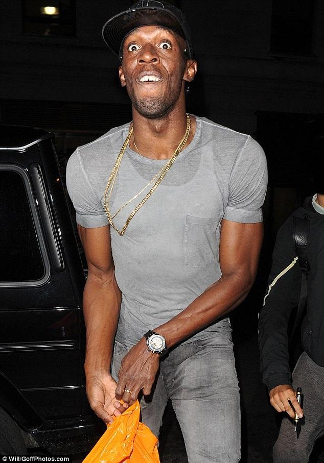 Những cuộc vui của Usain Bolt vẫn chưa chấm dứt