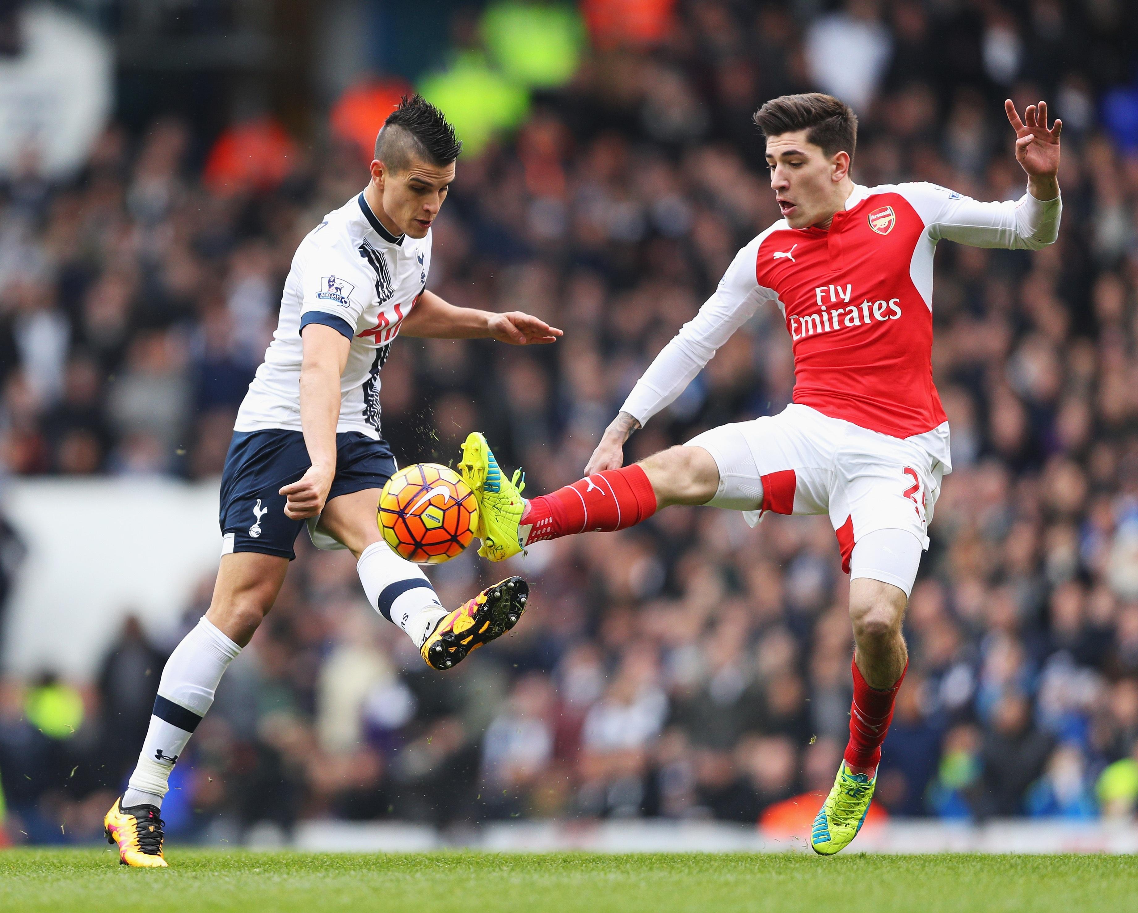 Hậu vệ phải: Bellerin cũng chắc suất bên hàng lang cánh phải hàng thủ Arsenal nhờ khả năng năng công thủ toàn diện
