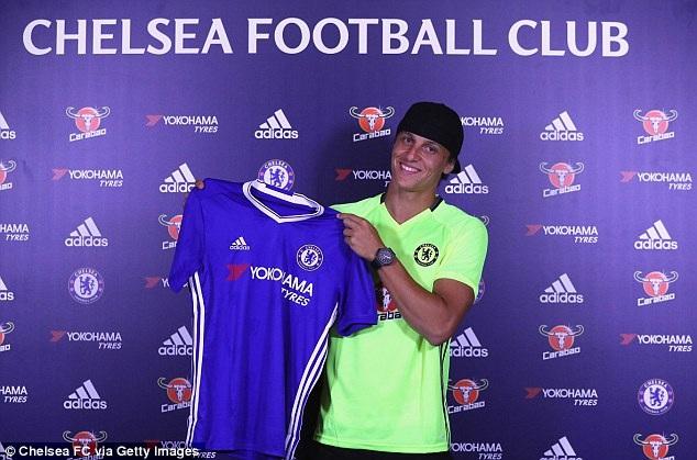 David Luiz trở lại Chelsea trong ngày cuối cùng thị trường chuyển nhượng mùa Hè