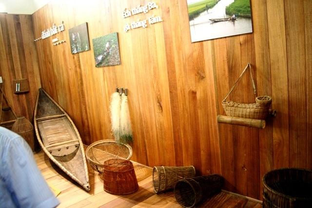Thú vị chuyến tham quan nhà nông cụ bên cầu ngói Thanh Toàn - 7