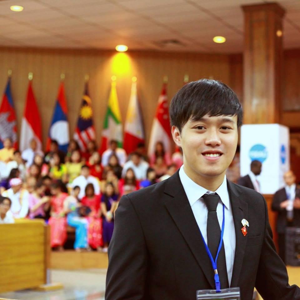 Chân dung 9x tài năng xứ Huế - Nguyễn Chí Long