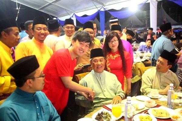 Và Phó thủ tướng Malaysia
