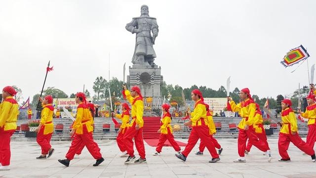 Tái hiện Nguyễn Huệ lên ngôi Hoàng đế, xuất quân đánh ngoại xâm - 5