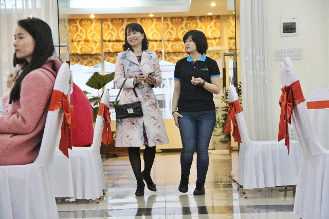 Hội nghị khách hàng tại Huế ngày 25/3 của Công ty TNHH MTV Ưu Thế Du Lịch - Travel Plus
