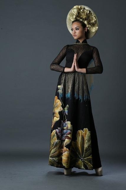 NTK Khánh Shyna - Huế với bộ sưu tập Huyền bí phương Đông
