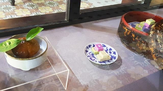 Nhiều loại bánh mứt đặc sắc xưa của triều Nguyễn lần đầu được xuất hiện trước công chúng và du khách